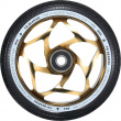 Kolečko Blunt Tri bearing 120x30mm zlaté