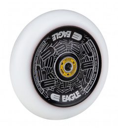 Kolečko Eagle Standard Hollowtech 115mm Black/White