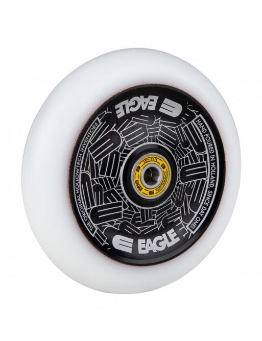 Kolečko Eagle Standard Hollowtech 115mm Black/White