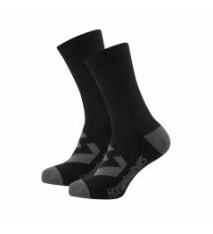 Ponožky Horsefeathers Loby Crew black 2020/21 vell.8-10