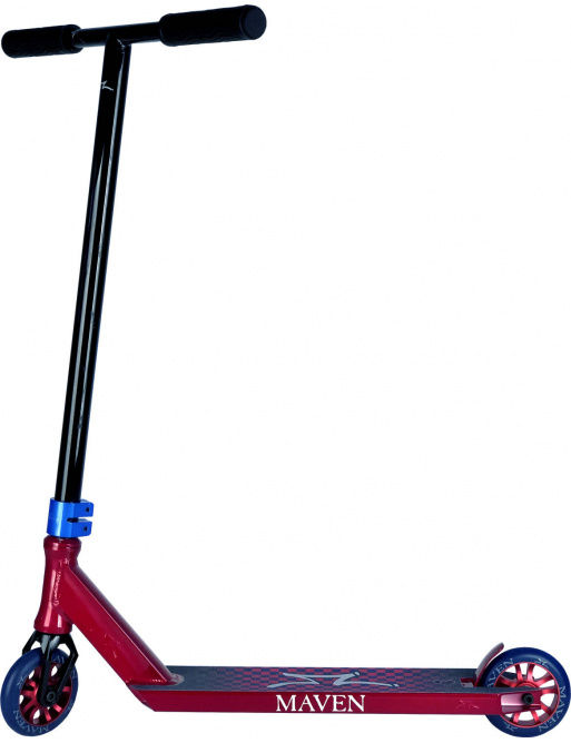 Freestyle koloběžka AO Maven 2020 Red Gloss