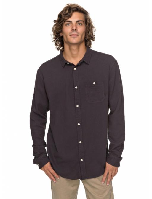 Košile Quiksilver New Time Box 633 kta0 tarmac 2018 vell.XL