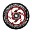 Kolečko Bestial Wolf Twister 110mm červené