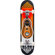 "Skateboard Blueprint Babushka V2 7.75"" Orange"