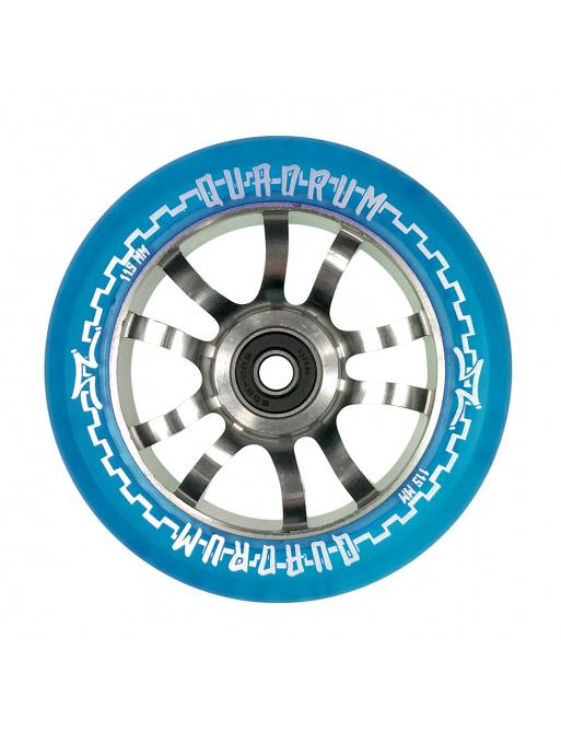 Kolečko AO Quadrum 115mm modré