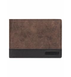 Peněženka Quiksilver Mini Mo 818 csd0 chocolate brown 2019/20