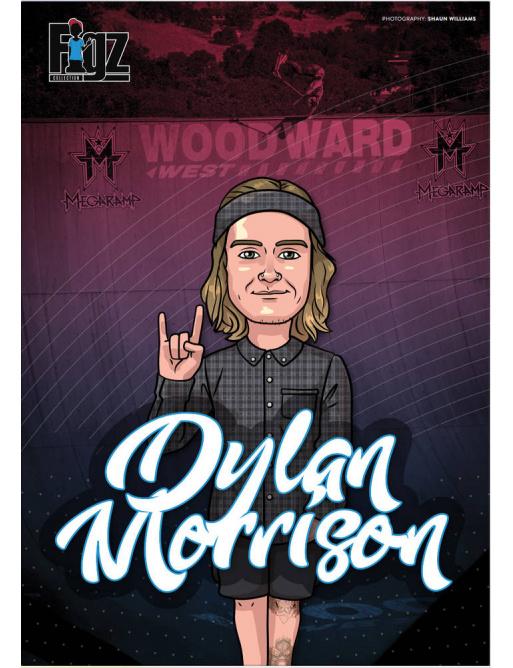 Plakát Figz Dylan Morrison