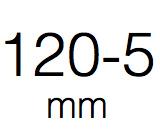 120 mm kolečka pro freestyle koloběžky