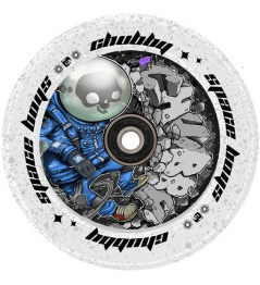 Kolečko Chubby SpaceBoys 110mm Astronaught