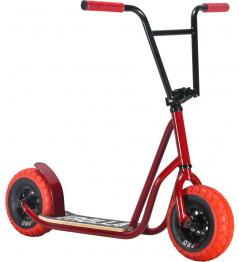 Koloběžka Rocker Rolla Big Wheel červená
