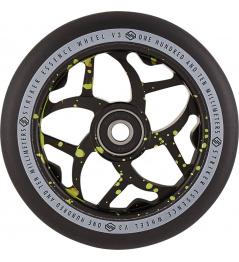 Kolečko Striker Essence V3 Black 110mm Green Splash