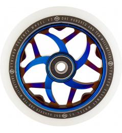 Kolečko Striker Essence V3 White 110mm Blue Chrome