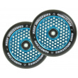 Kolečka Root Industries Honeycore black 110mm 2ks modré