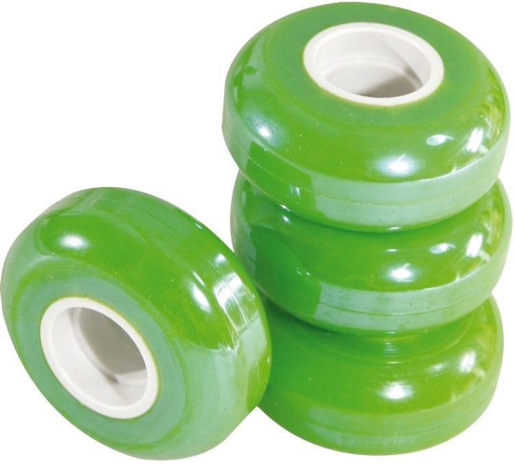 Kolečka USD Blank Wheels Green 55mm (4ks)