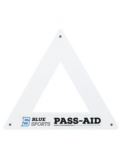 Tréninkový nahrávač Blue Sports Pass Aid