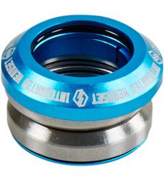 Headset Striker Integrated Light blue