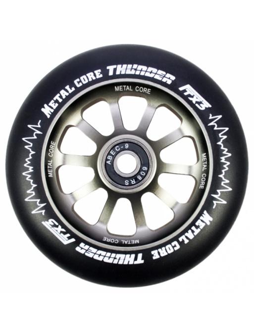 Metal Core Thunder 120 mm kolečko černé