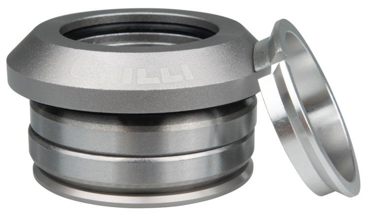 Chilli Integrated gray head set