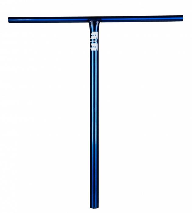 Raptor T-Bar SCS handlebar blue: 680 mm