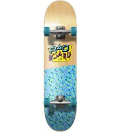 "Skateboard RAD Dude Crew 7.25"" Wiggle"