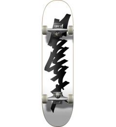 """Skateboard Zoo York OG 95 Tag 8"""" White"""