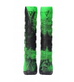Gripy Blunt V2 zeleno/černé