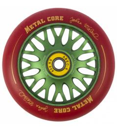 Metal Core PRE model Johan Walzel 110 mm koliesko zelené