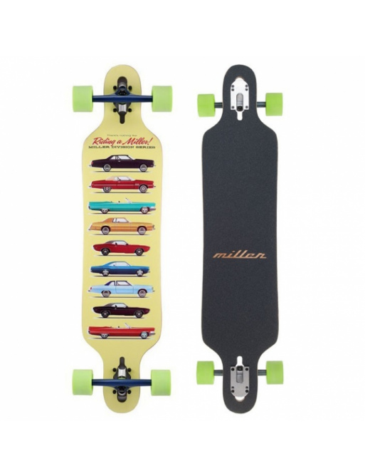 """Longboard Miller Collection 41"""" 2017 vell.38"""