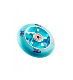 Kolečko Micro MX 100 mm blue/blue