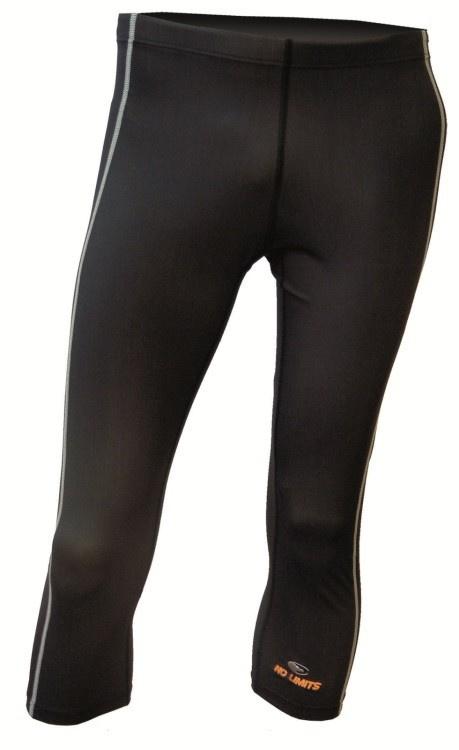 Kalhoty No Limits Running Unisex 3/4 SR