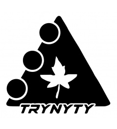 Samolepka Trynyty Leaf