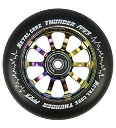 Metal Core Thunder Rainbow 110 mm koliesko čierne