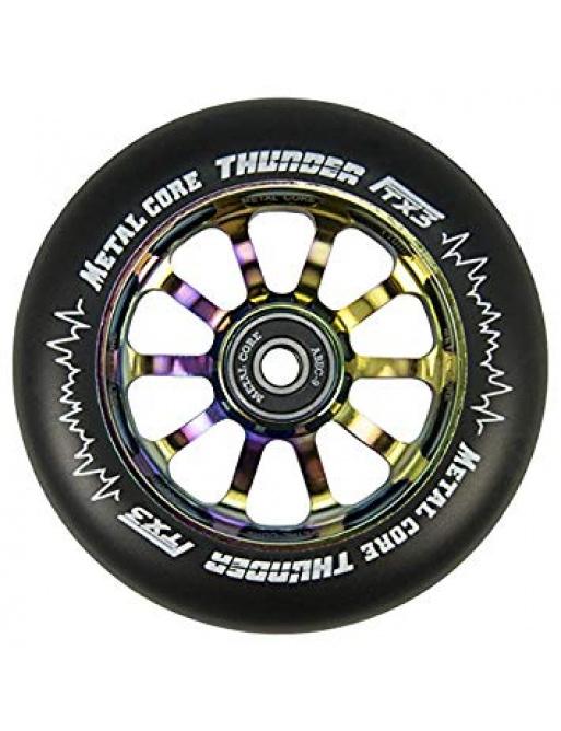 Metal Core Thunder Rainbow 110 mm kolečko černé
