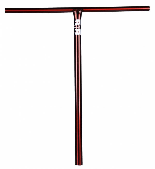 Raptor T-Bar SCS handlebars red v: 680 mm