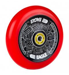 Kolečko Eagle Standard Hollowtech 115mm Black/Red