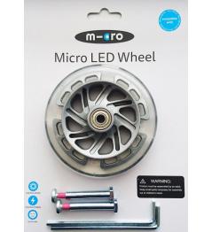 Svítící LED-kolečka 120 mm pro Mini Micro - 2ks