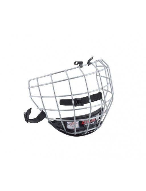 Koš CCM FL40 Facemask, L,Chrom