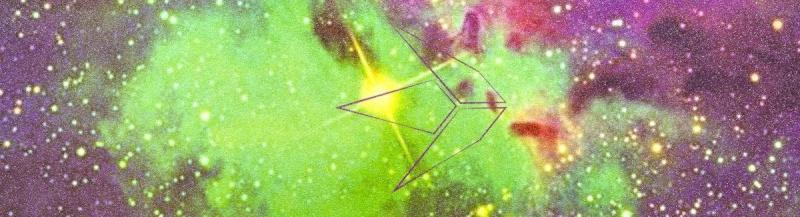 Blunt Galaxy grünes Griptape