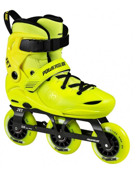 Powerslide Jet Neon Yellow patines en línea