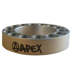Headset spacer Apex 10mm Raw