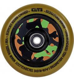 Kolečko Elite Air Ride Camo 125mm Gum