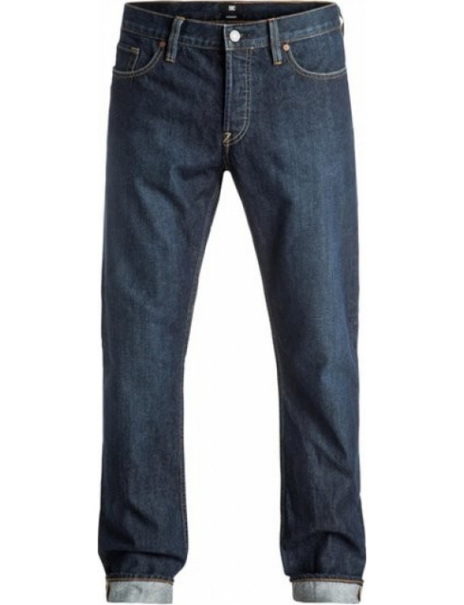 Jeansy Dc Worker Straight 338 stone wash 2017/18 vell.34
