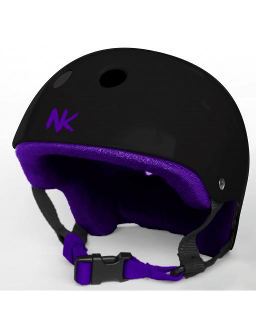 Helma Nokaic Black/Purple S