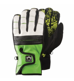 Rukavice Rome Bushwood green/white 2012/2013 vell.M