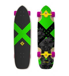 """Longboard Street Surfing FREERIDE 36"""" Electrica"""