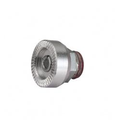 Push Button pro Downtown - silver