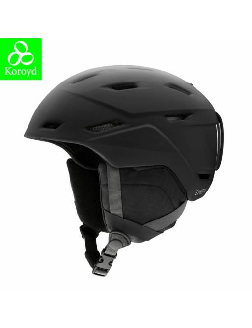 Helmet SMITH Mission matte black 2020/21 size.M / 55-59cm