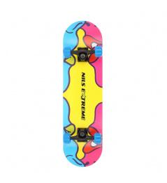 Skateboard NILS EXTREME CR3108SA Stones