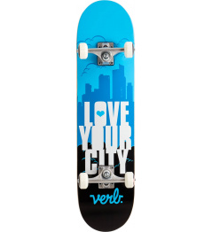 "Skateboard Verb 7.825"" Love Your City"
