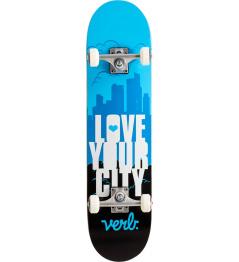 """Verbo Skateboard 7.825 """"Ama tu ciudad"""
